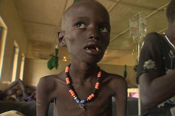 Crisis in South Sudan